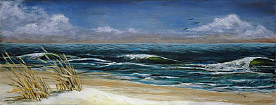 Painting - Gulf Shores Dream by Suzanne McKee