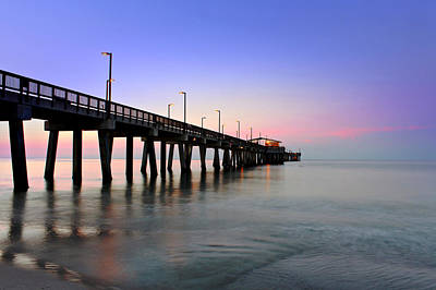 Gulf State Park Pier Art Print