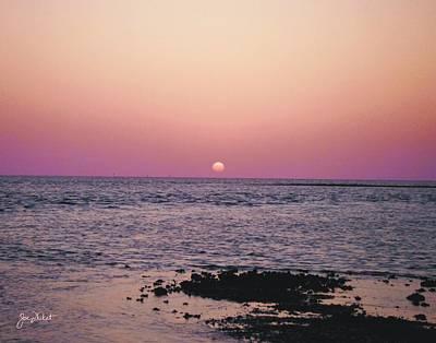 Photograph - Gulf Sunrise by Joe Duket