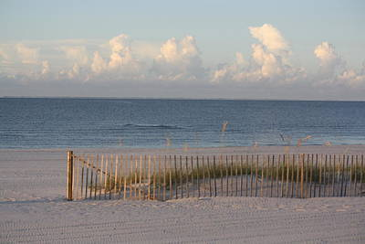 Photograph - Gulfport Beach by Donna G Smith