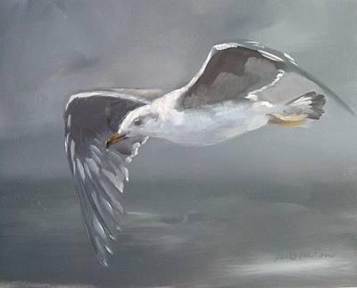 Gull Original by Gary Bruton