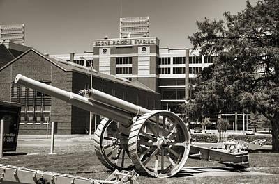 Oklahoma State University Photograph - Guns On Campus by Ricky Barnard