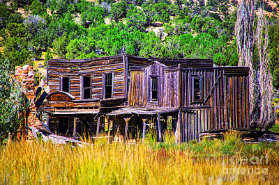 Photograph - Gunsmoke II by Rick Bragan