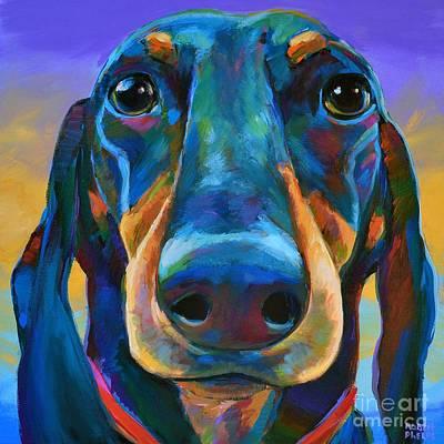 Gus Art Print by Robert Phelps