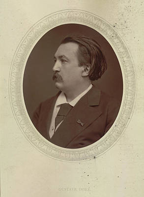 Of Painter Photograph - Gustave Dore by British Library