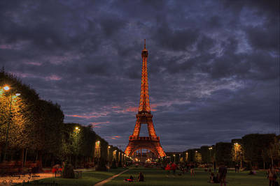Photograph - Gustave's Legacy by Hany J