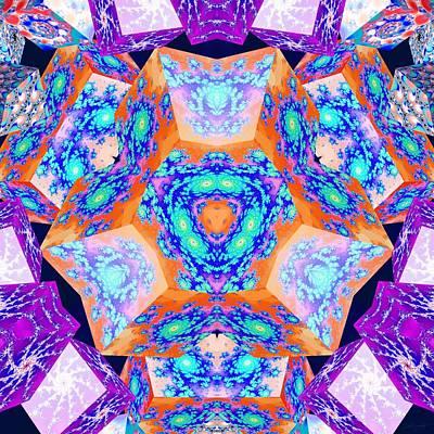 Digital Art - Gut Reactions by Derek Gedney