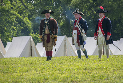 Manalapan Photograph - Guys In Charge by Bruce Neumann