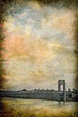 Photograph - Gw Bridge by Elvira Pinkhas