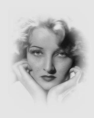 Gwili Andre Pencil  Art Print