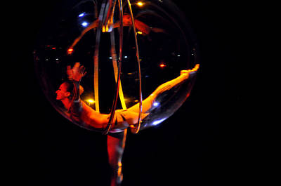 Photograph - Gymnast Series 6 by Teresa Blanton