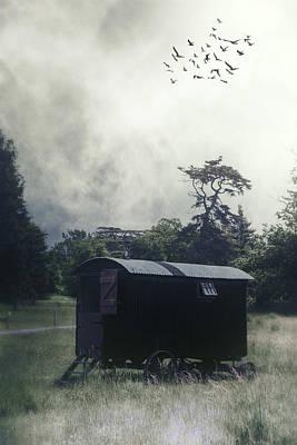 Caravan Photograph - Gypsy Caravan by Joana Kruse