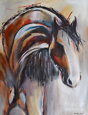Gypsy II Art Print by Cher Devereaux