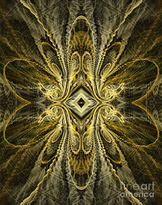 Apophysis Photograph - Gypsy That I Was by Janeen Wassink Searles