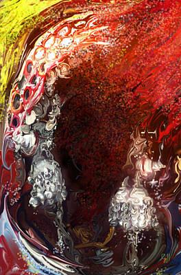 Gypsy Woman Original by Shubnum Gill