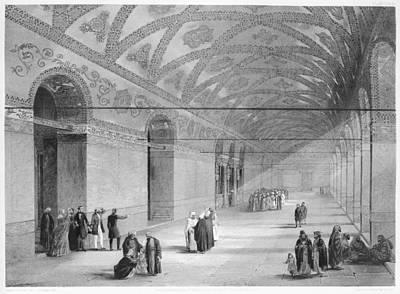 Hagia Sohpia, 1852 Art Print by Granger