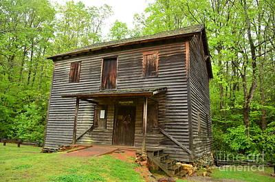 Photograph - Hagood Mill by Bob Sample