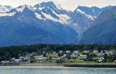 Photograph - Haines Alaska by Lisa Dunn