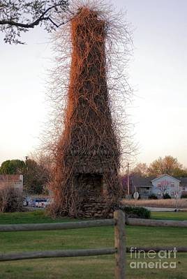 Photograph - Hairy Chimney by Mark McReynolds