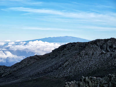Photograph - Haleakala Crater 3 by Dawn Eshelman