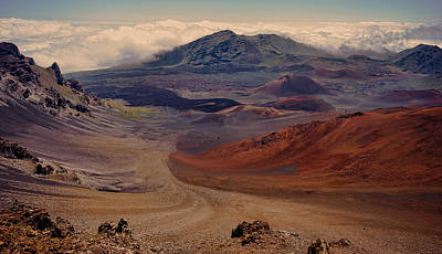 Photograph - Haleakala by Marilyn Wilson