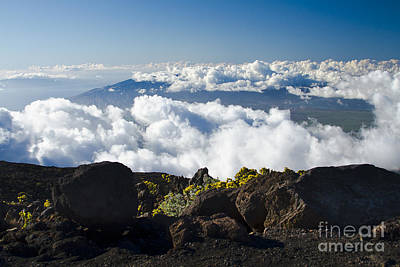 Photograph - Haleakala Maui Hawaii  by Sharon Mau