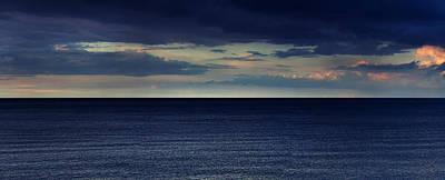 Deep Sky Photograph - Half And Half by Stelios Kleanthous