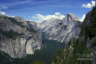 Photograph - Half Dome 3 by Paul W Faust -  Impressions of Light