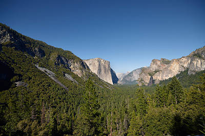 Photograph - Half Dome At Yosemite National Park by Carol M Highsmith