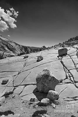 Half Dome From Olmsted Point Art Print