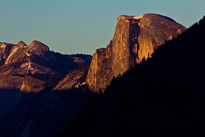 Photograph - Half Dome by John McGraw