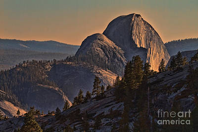 Photograph - Half Dome by Photography by Laura Lee