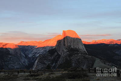 Photograph - Half Dome  by Theresa Ramos-DuVon
