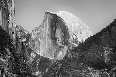 Photograph - Half Dome Yosemite by David Beebe