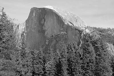 Photograph - Half Dome Yosemite by Heidi Smith