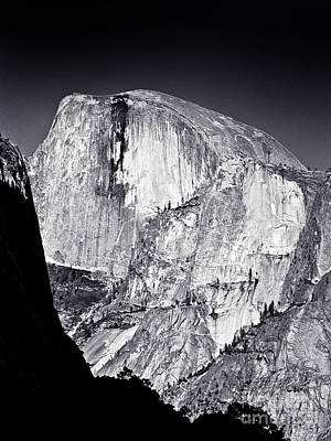 Photograph - Half Dome - Yosemite by John Waclo