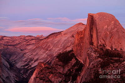 Photograph - Half Domeyosemite by Theresa Ramos-DuVon