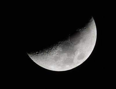 Photograph - Half Moon by Cathy Jourdan