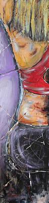 Halfway Back Art Print