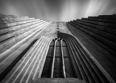 Photograph - Hallgrimskirkj 2 by Dave Bowman