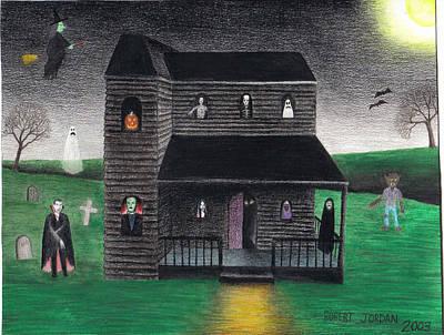 Halloween 2003 Original by Bob Jordan