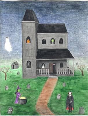 Halloween 2006 Original by Bob Jordan