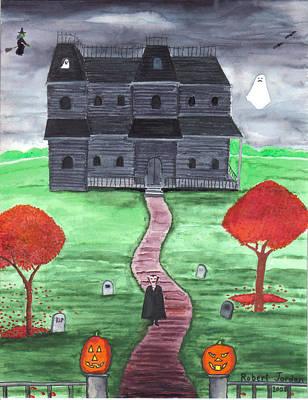 Halloween 2008 Original by Bob Jordan
