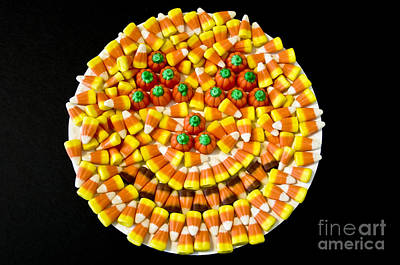 Photograph - Halloween Candy by Anthony Sacco