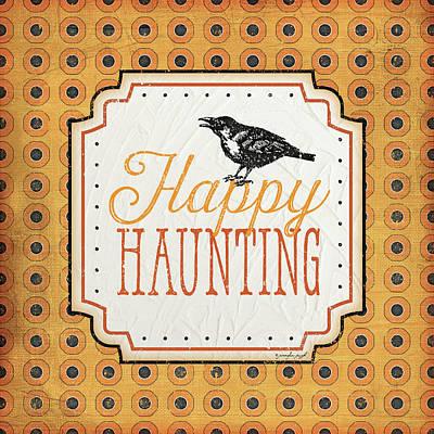 Painting - Halloween Haunting by Jennifer Pugh