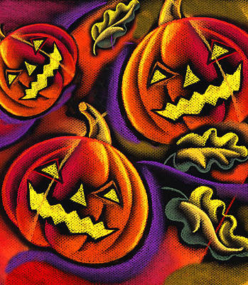 Halloween Original by Leon Zernitsky