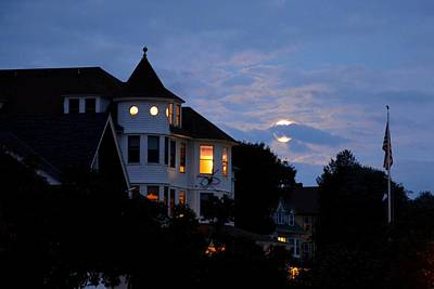 Photograph - Halloween On Mackinac Island by Keith Stokes