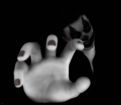 Digital Art - Halloween... by Tim Fillingim