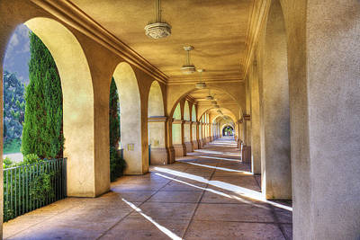 Photograph - Halls Of Balboa by Paul Wear
