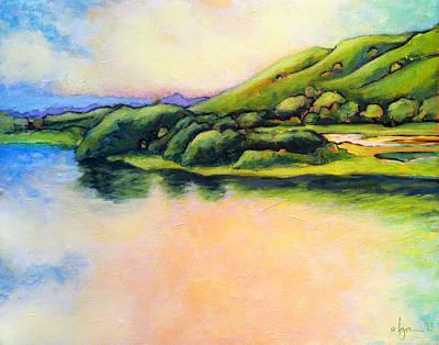 Painting - Hamakua Swamp II by Angela Treat Lyon